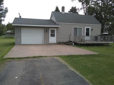 Ulen Single Family Home For Sale: 212 1 Street SE