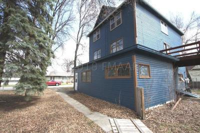Multi Family Home For Sale: 5 Cleveland Street