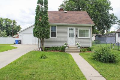 Fargo, Moorhead Single Family Home For Sale: 322 23 Street S