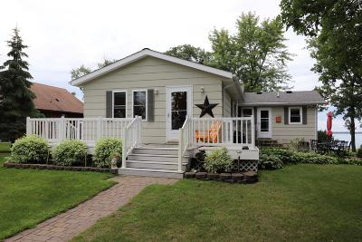 Ottertail Single Family Home For Sale: 45929 348th Street