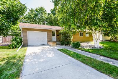 Moorhead Single Family Home For Sale: 2010 8th Street S
