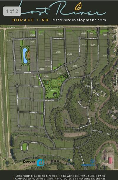 Horace Residential Lots & Land For Sale: 8845 Lost River Road