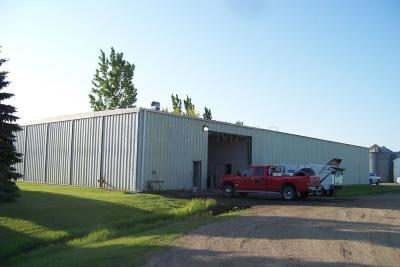 Wahpeton Commercial For Sale: 18040 79 1/2 Street SE