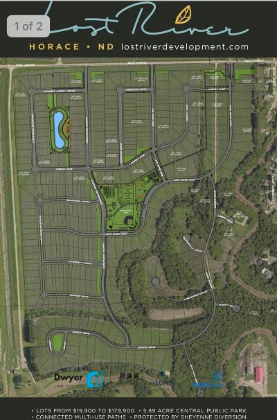 Horace Residential Lots & Land For Sale: 8857 Lost River Road