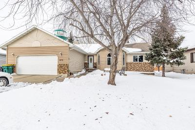 West Fargo Single Family Home For Sale: 1272 6th Street E