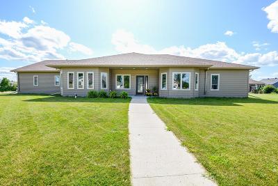 Wahpeton Single Family Home For Sale: 1961 Walnut Court