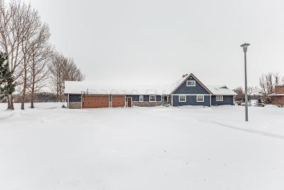 Fargo Single Family Home For Sale: 1652 Round Hill Drive S