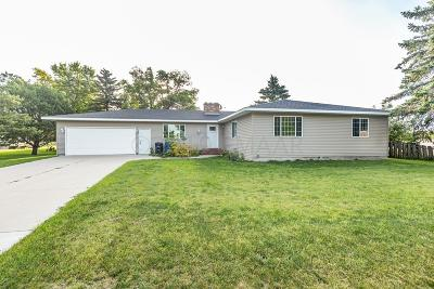 Fargo Single Family Home For Sale: 3502 River Drive S