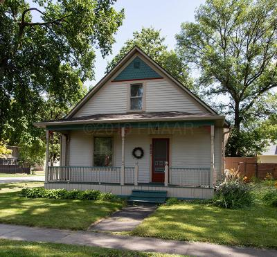 Fargo Single Family Home For Sale: 802 9th Street S
