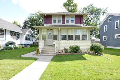 Single Family Home For Sale: 1037 1 Street N