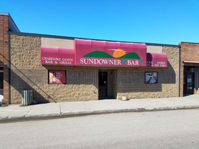 Breckenridge MN Commercial For Sale: $175,000