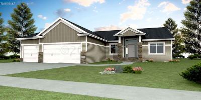 Horace Single Family Home For Sale: 8509 Memory Lane