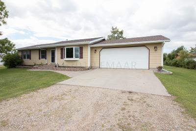 Horace Single Family Home For Sale: 10105 County Rd 17 -- S