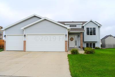 Moorhead Single Family Home For Sale: 1802 42nd Avenue S