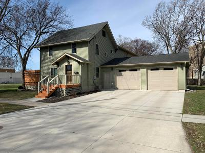 Moorhead Single Family Home For Sale: 221 10th Street N