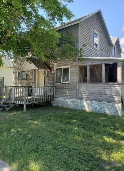 Halstad Single Family Home For Sale: 20 3rd Street E