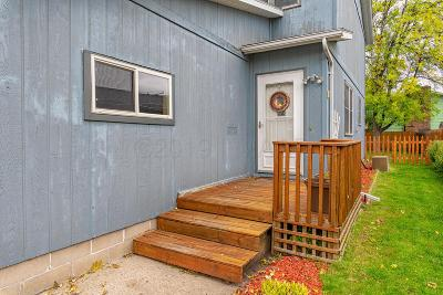Grand Forks Condo/Townhouse For Sale: 2311 S 20th Street