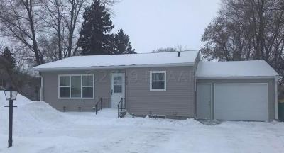 Milnor ND Single Family Home For Sale: $94,900