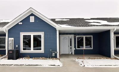 West Fargo Condo/Townhouse For Sale: 3321b 6 Way E