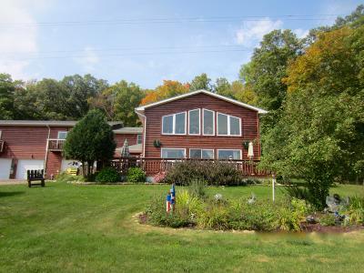 Detroit Lakes Single Family Home For Sale: 10948 Eagle Lake Road