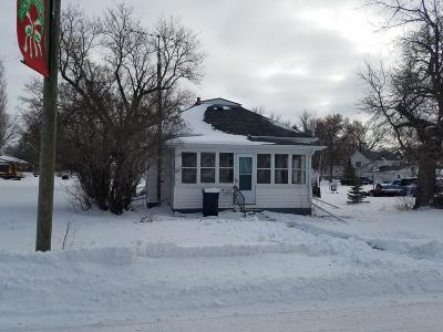 Enderlin ND Single Family Home For Sale: $53,500
