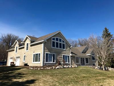 Frazee Single Family Home For Sale: 38302 North Little McDonald Drive