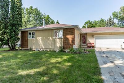 Fargo Single Family Home For Sale: 2537 Arrowhead Road S