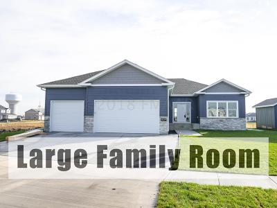 Fargo Single Family Home For Sale: 6554 21 Street S