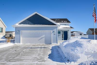 Moorhead Single Family Home For Sale: 3242 26th Street S