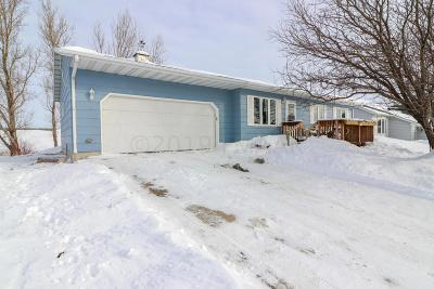 West Fargo Single Family Home For Sale: 54 Evergreen Circle