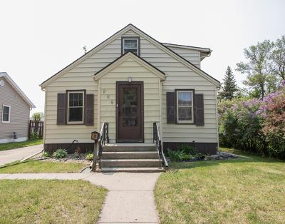 West Fargo Single Family Home For Sale: 205 2nd Avenue E