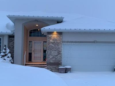 West Fargo Condo/Townhouse For Sale: 1843 Cypress Way