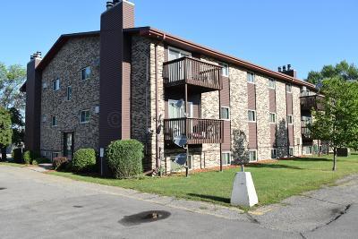 Fargo Condo/Townhouse For Sale: 1102 23 Street S #D-03