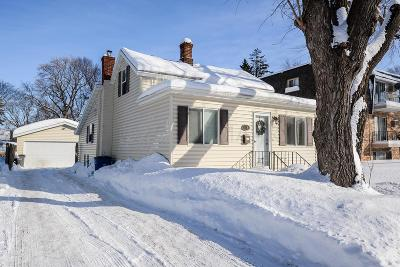 Moorhead Single Family Home For Sale: 428 11th Street N