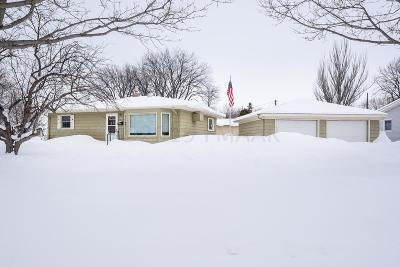 Moorhead Single Family Home For Sale: 1902 10th Avenue N