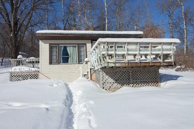 Pelican Rapids Single Family Home For Sale: 48353 Pike Beach Trail