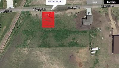 Horace Residential Lots & Land For Sale: 299 Liberty Lane