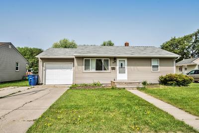 Moorhead Single Family Home For Sale: 1225 11th Street N
