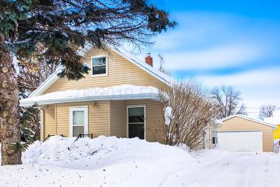 Casselton Single Family Home For Sale: 171 3 Street N