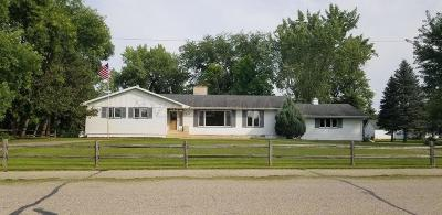 Milnor ND Single Family Home For Sale: $155,000