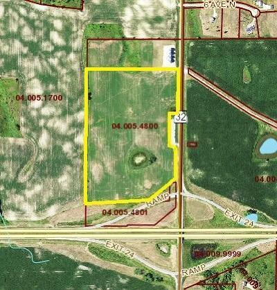 Hawley Residential Lots & Land For Sale: 439 32 -- N