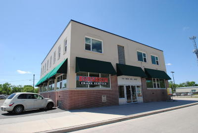 West Fargo Commercial For Sale: 133 Main Ave West