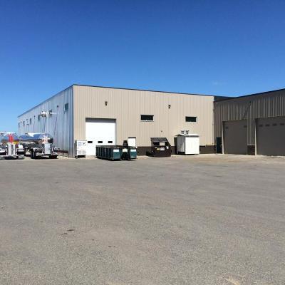 Fargo Commercial For Sale: 3401 S Fiechtner Dr