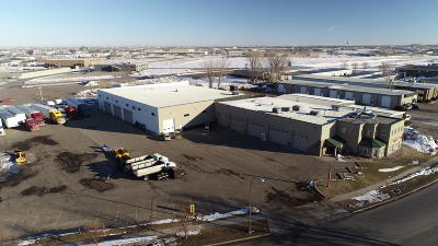 Commercial For Sale: 3401-3407 Fiechtner