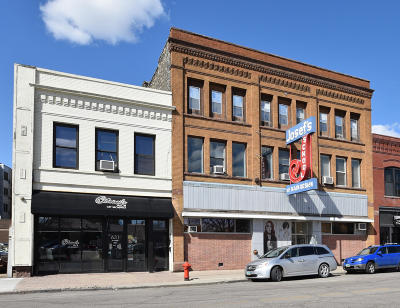 Fargo Commercial For Sale: 627 Northern Pacific
