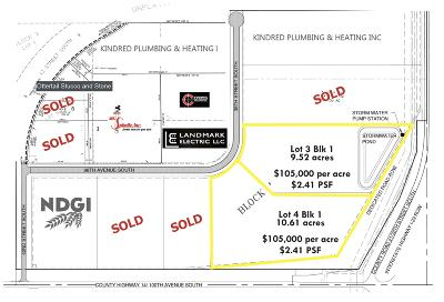 Fargo Commercial For Sale: I-29 S 100th Ave