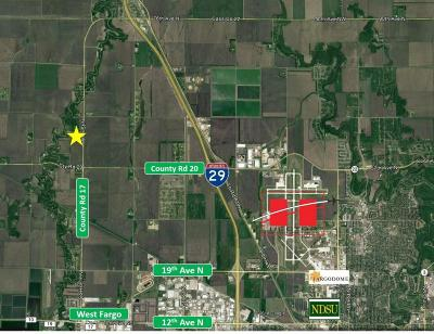 West Fargo Commercial For Sale: Rural Rural County Road 17