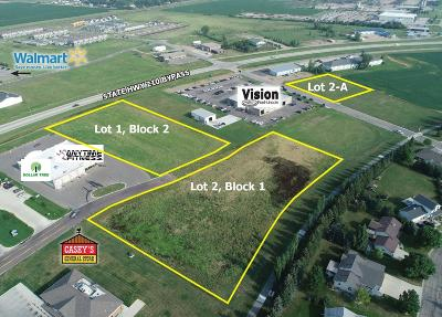 Wahpeton ND Commercial For Sale: $397,000