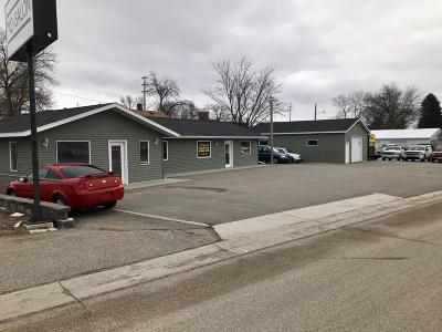 Hawley Commercial For Sale: 103 7th
