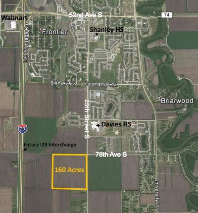 Fargo Commercial For Sale: 76th Ave 25th